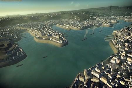 War Thunder Hafenstadt